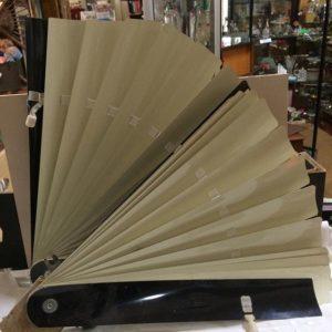 Vintage auto sun deflectors pair