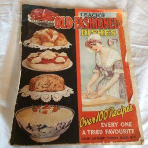 Leachs old fashioned recipes