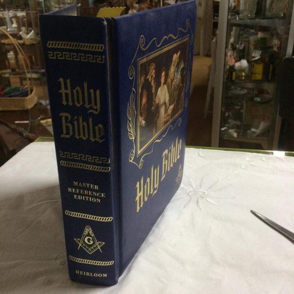 Masonic bible master reference edition